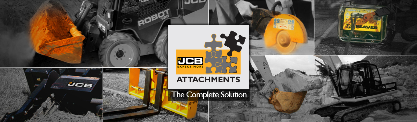 JCB Attachments Jabalpur - Frontier Commercial JCB