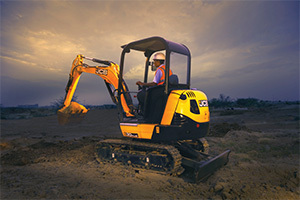 JCB 30PLUS Tracked Excavators Jabalpur