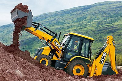 JCB Backhoe Loaders Jabalpur