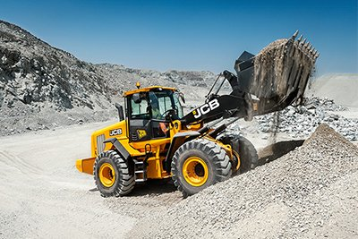 JCB Wheeled Loaders Jabalpur