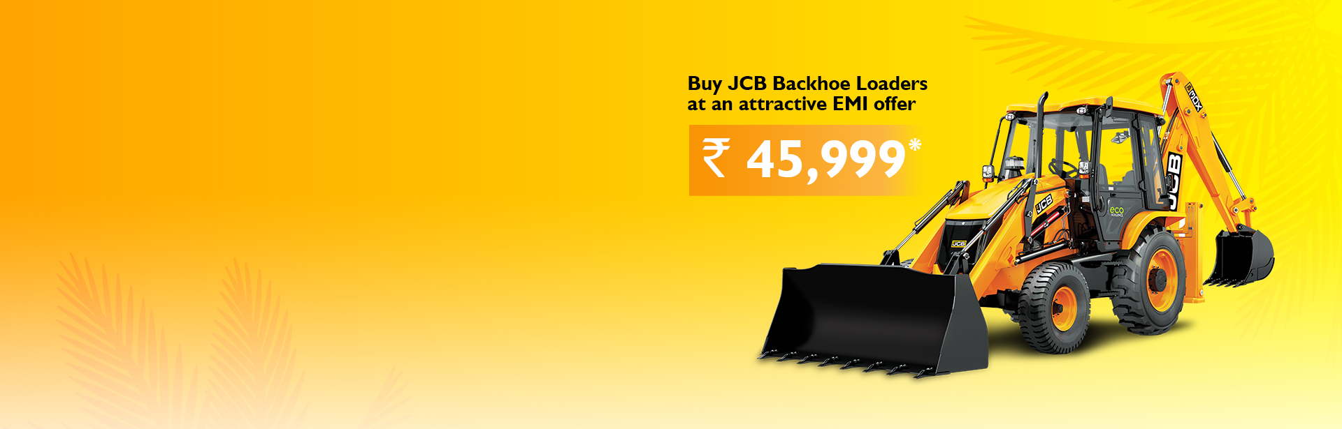BHL Mega Summer Offer Jabalpur Frontier Commercial JCB
